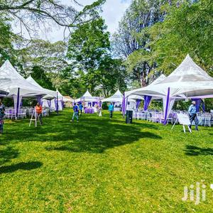 Hexagon Tents For Hire