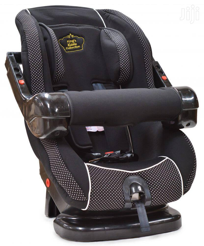 Baby Car Seat, With Barrier - Up to 25kgs