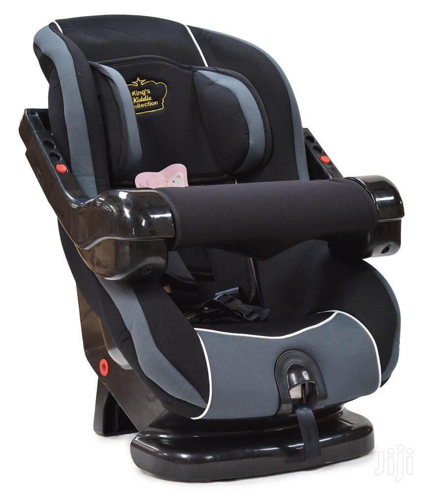 Baby Car Seat, With Barrier - Up to 25kgs   Children's Gear & Safety for sale in Nairobi Central, Nairobi, Kenya