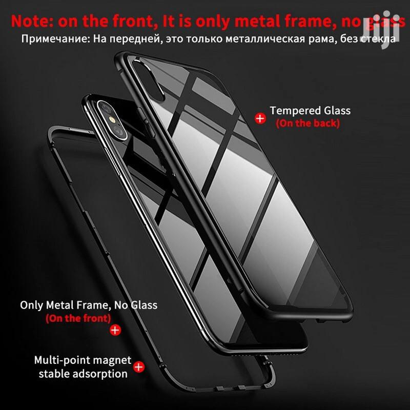 Metal Magnetic Case