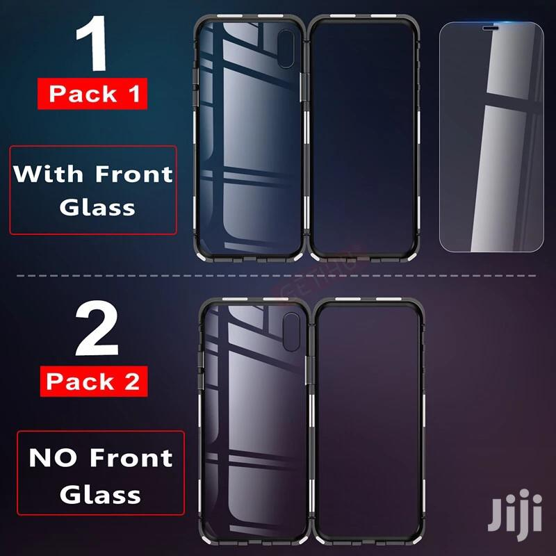 Metal Magnetic Case   Accessories for Mobile Phones & Tablets for sale in Nairobi Central, Nairobi, Kenya
