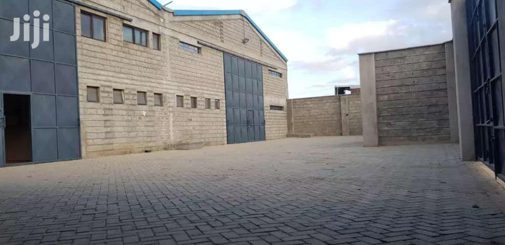 Godowns For Sale At Athi River Very Spacious With Parking And Offices | Commercial Property For Sale for sale in Athi River, Machakos, Kenya