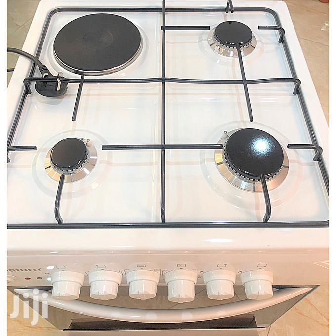 Archive: 3 Gas + 1 Electric Free Standing Combine Cooker FREE DELIVERY