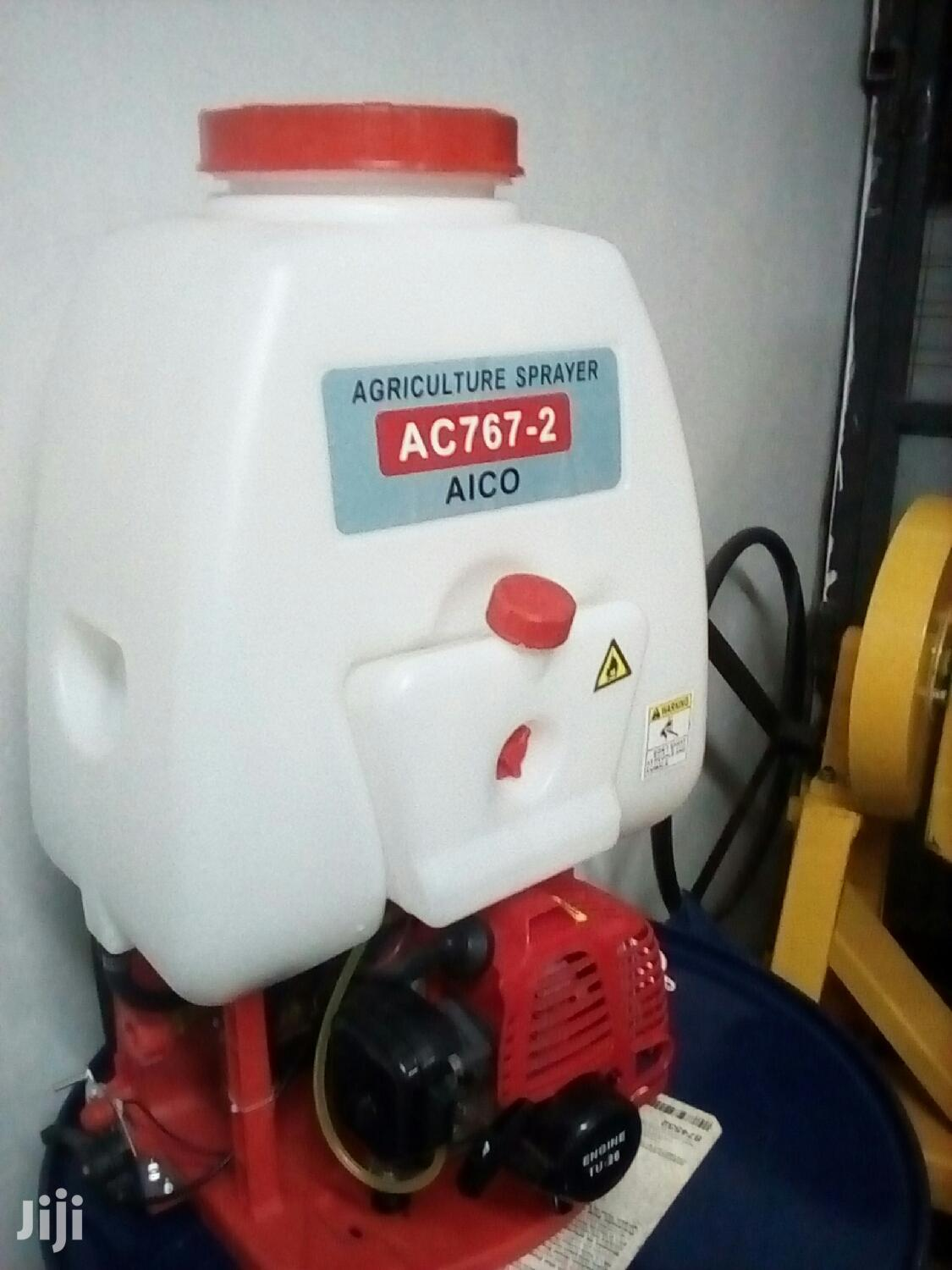Archive: Agriculture Sprayer