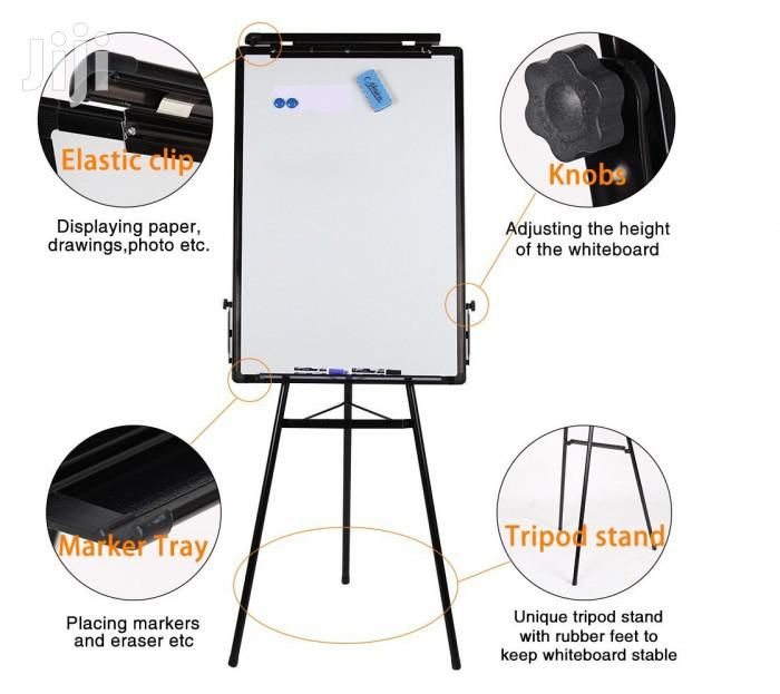 Flip Chart Stand 3ft X2ft With Papers