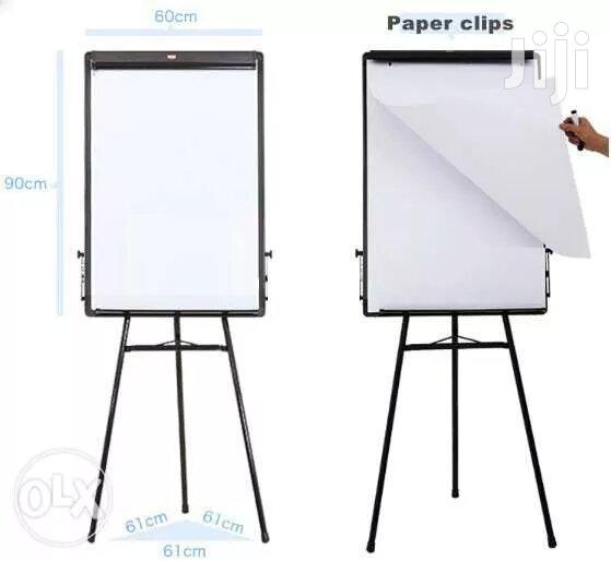 Flip Chart Stand 3ft X2ft With Papers   Stationery for sale in Nairobi Central, Nairobi, Kenya