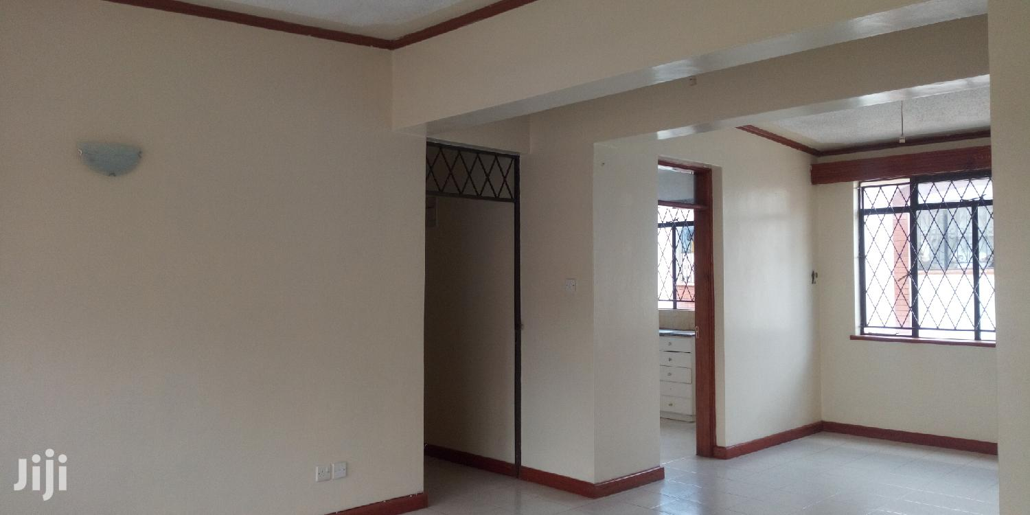 2bedrooms Unfurnished Apartment.