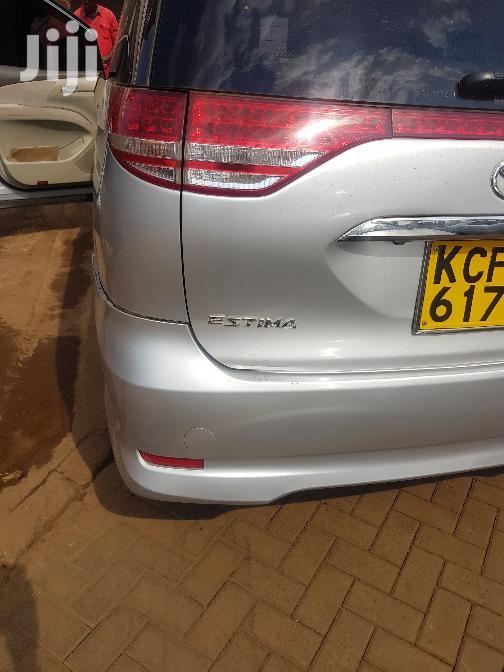 Toyota Estima 2008 Silver | Cars for sale in Nairobi Central, Nairobi, Kenya