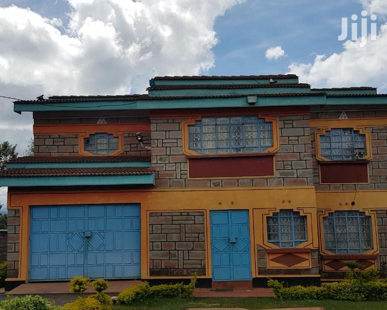 Archive: 5br House Under Auction Intetu Nyeri