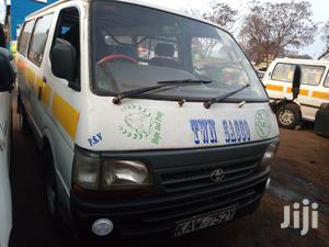 Toyota Hiace 1996 White | Buses & Microbuses for sale in Thika, Thika Hospital