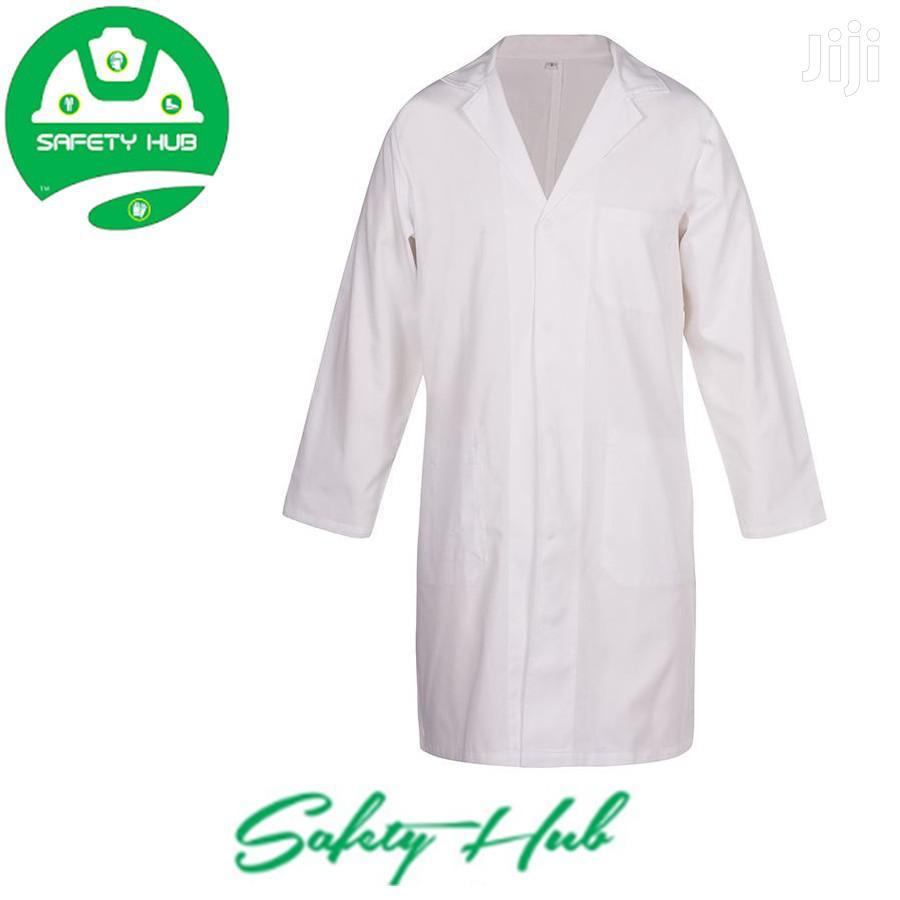 White Dust Coats/ Lab Coats
