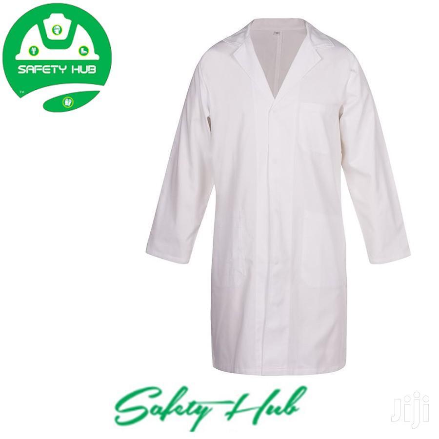 White Dust Coats/ Lab Coats | Medical Equipment for sale in Nairobi Central, Nairobi, Kenya