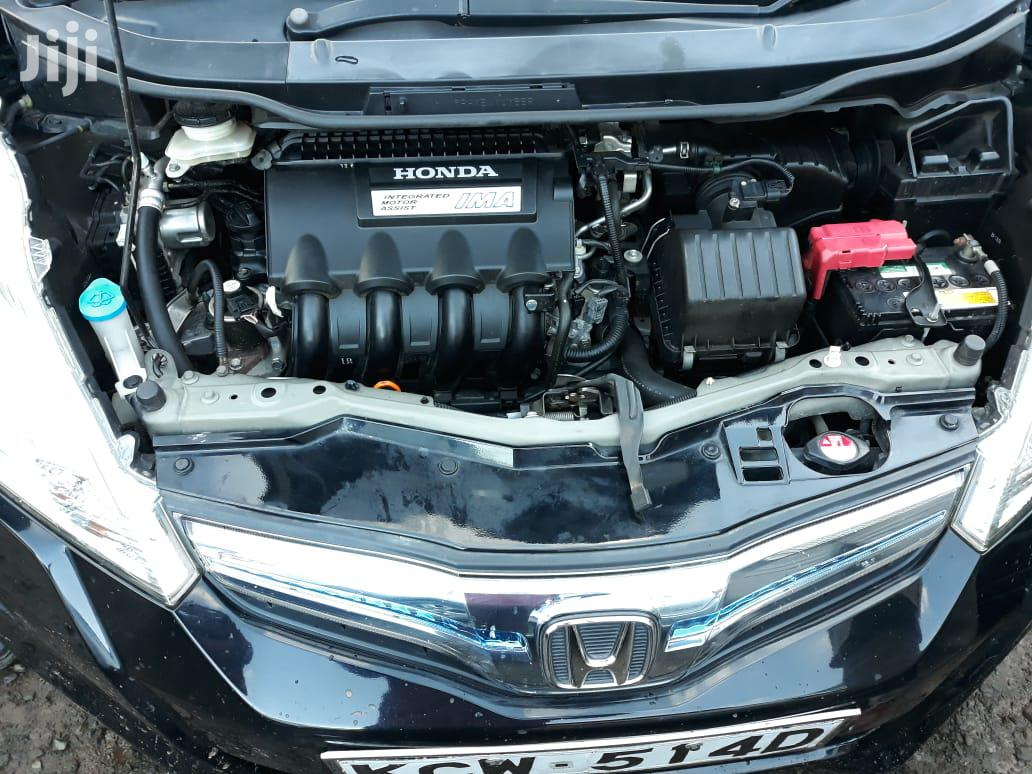 Archive: New Honda Fit 2013 Black