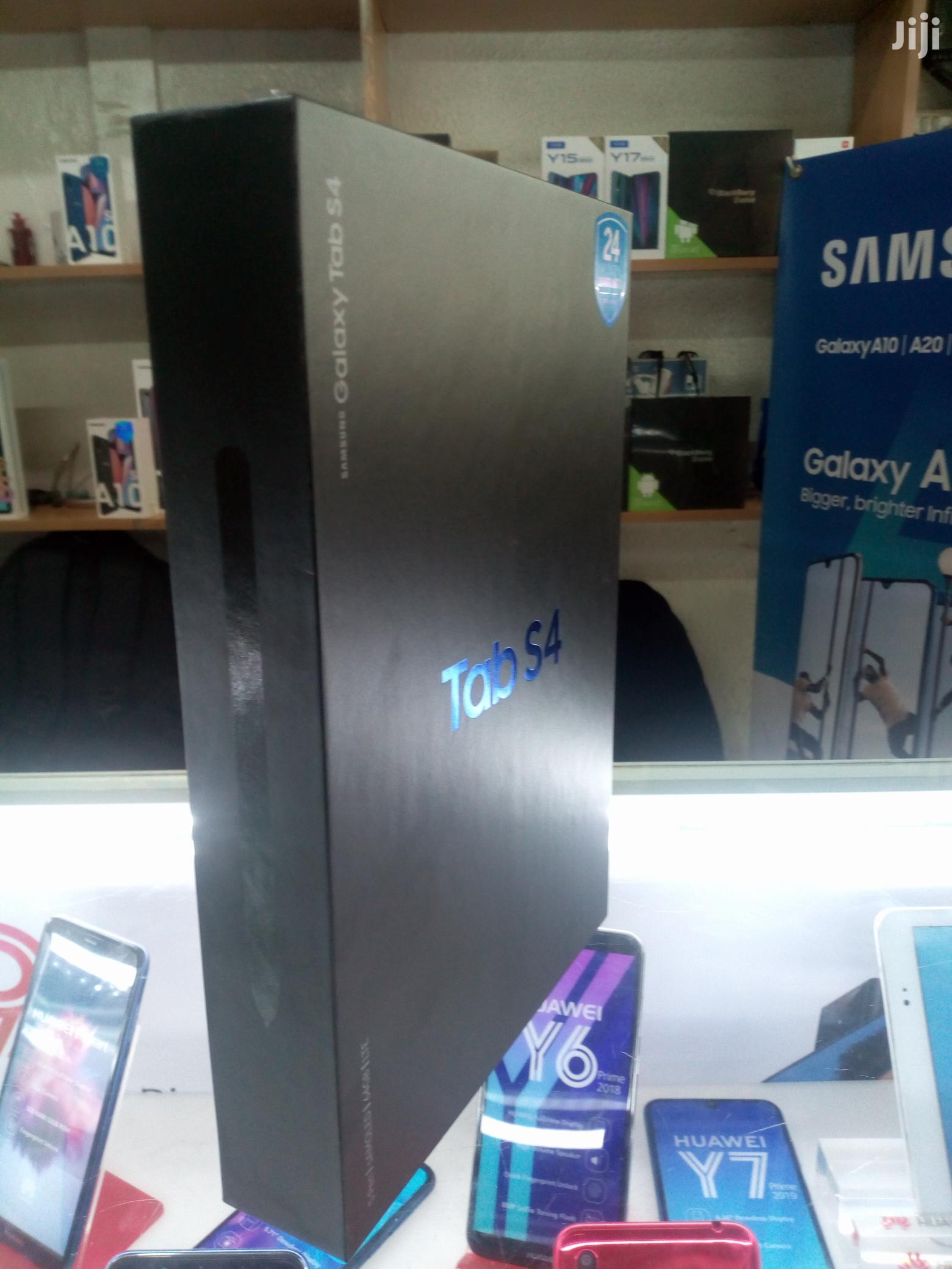 New Samsung Galaxy Tab S4 64 GB Black