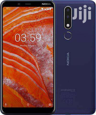 Archive: Nokia 3.1 Plus Brand New
