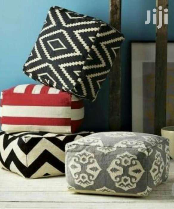 UNIQUE Poufs/Floor Cushions/Puffs/Big Floor Pillows/Poofs