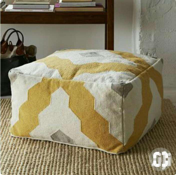 UNIQUE Poufs/Floor Cushions/Puffs/Big Floor Pillows/Poofs   Home Accessories for sale in Ziwani/Kariokor, Nairobi, Kenya