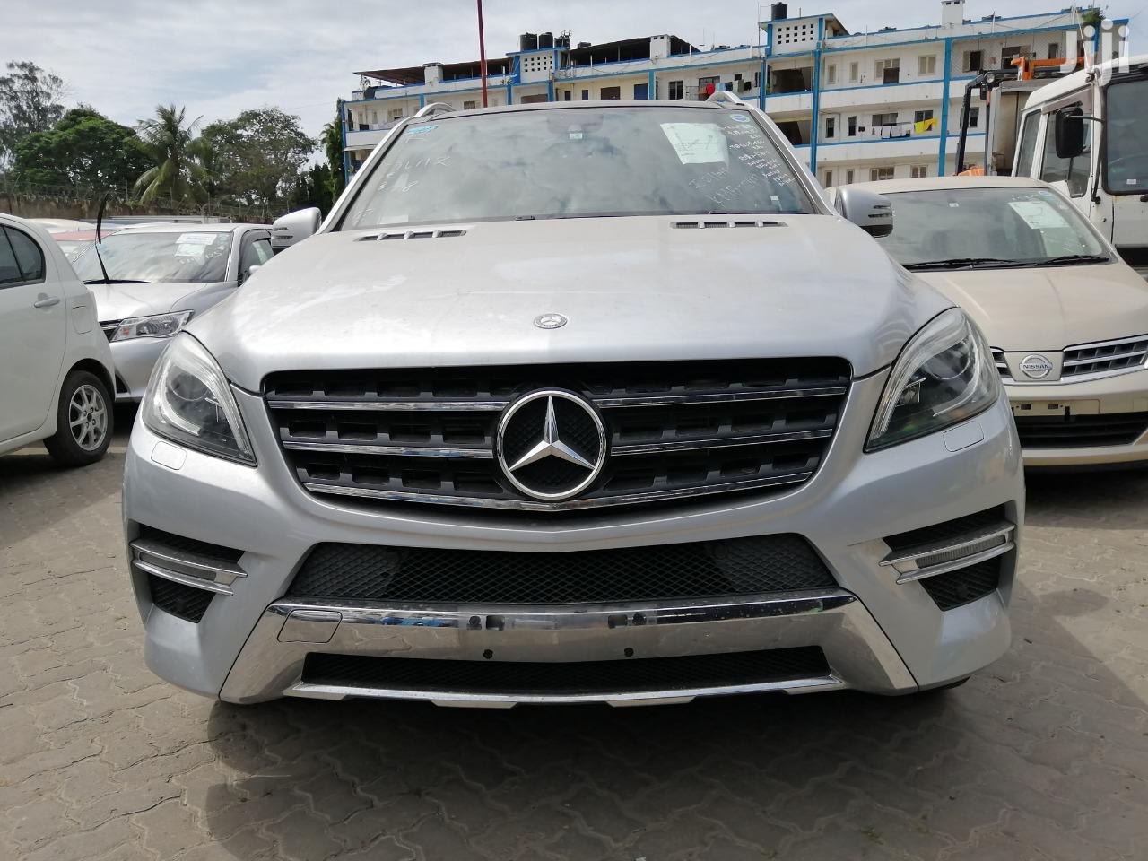 New Mercedes-Benz M Class 2014