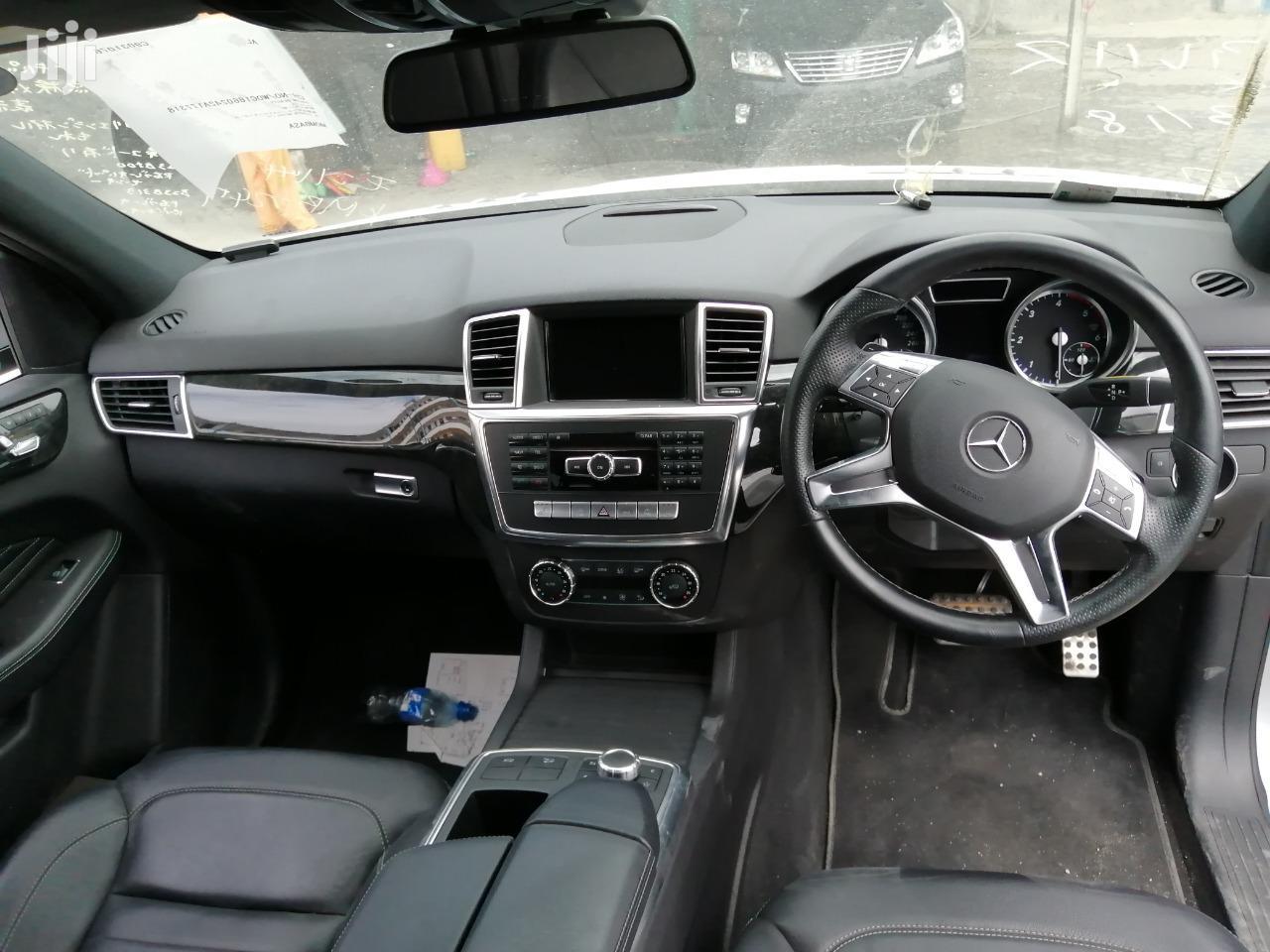 New Mercedes-Benz M Class 2014   Cars for sale in Ziwa la Ngombe, Nyali, Kenya