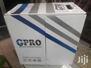 Cat 6 Ethernet Cable Full Box   Accessories & Supplies for Electronics for sale in Nairobi, Nairobi Central