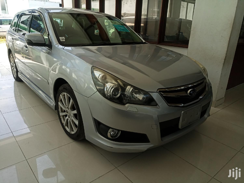Archive: Subaru Legacy 2012 2.5GT Limited Sedan Silver