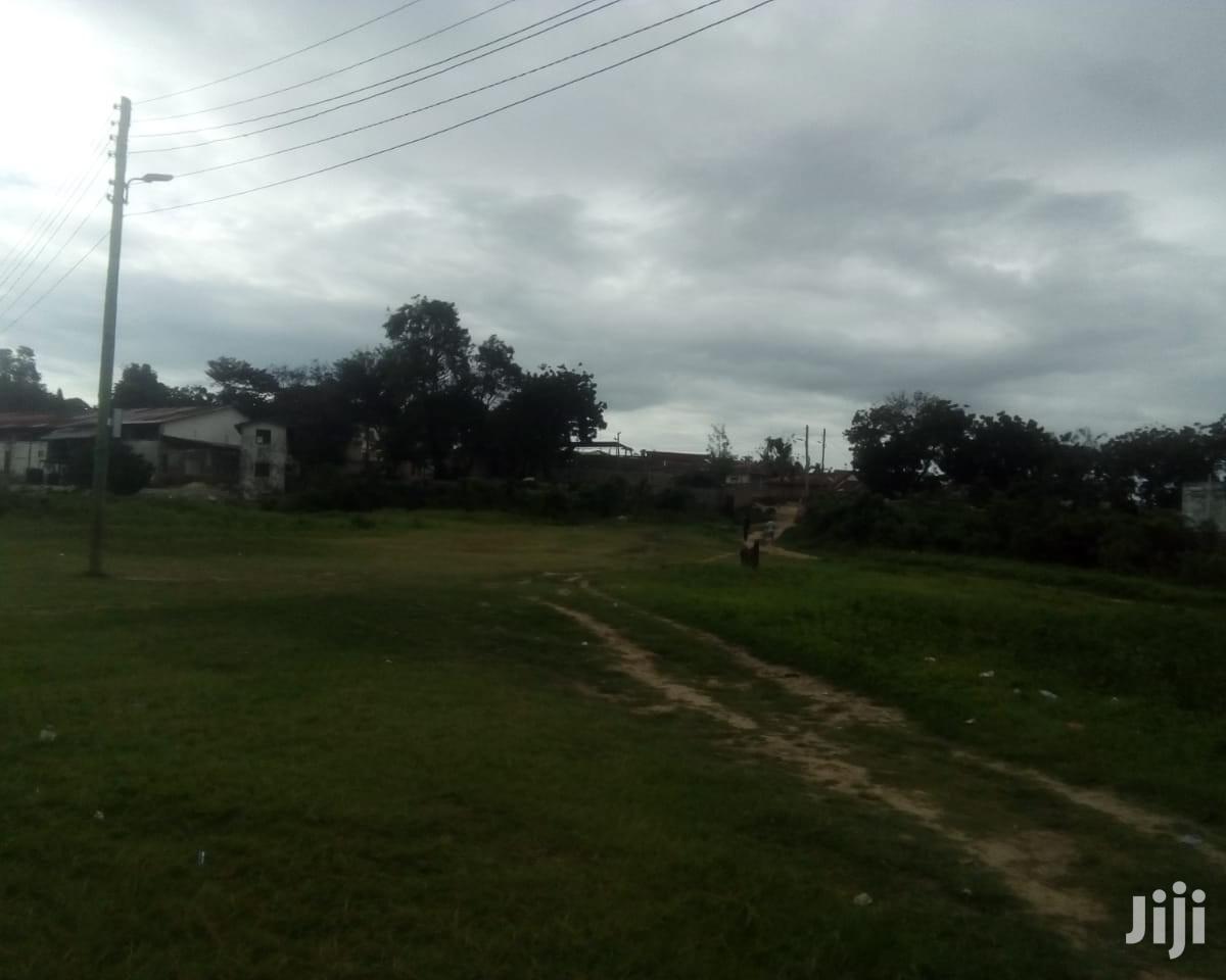 2.5 Acres Prime Land In Port Reitz Overlooking SGR Marshalling Yard