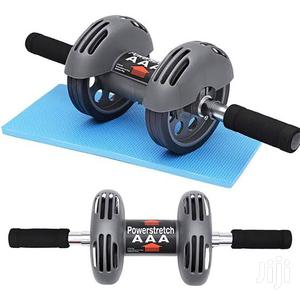 Power Stretch Ab Wheel Roller   Sports Equipment for sale in Nairobi, Nairobi Central