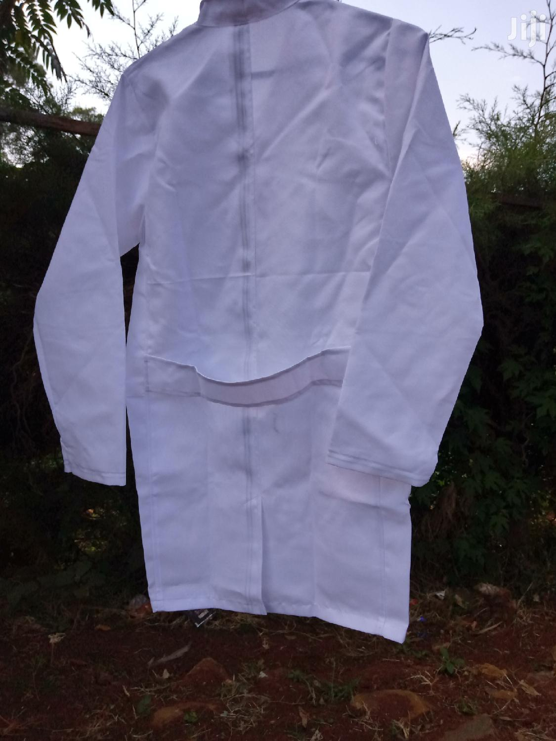 Lab Coats And White Dust Coats