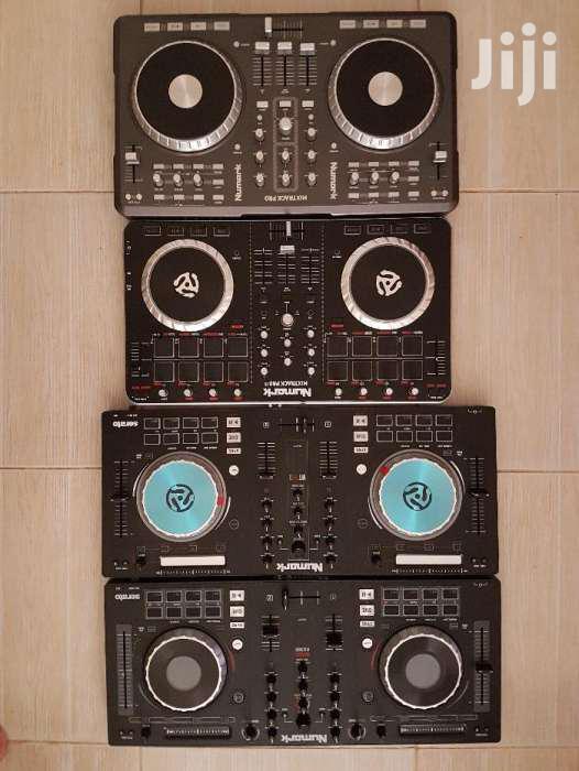 Numark Mixtrack Pro Series