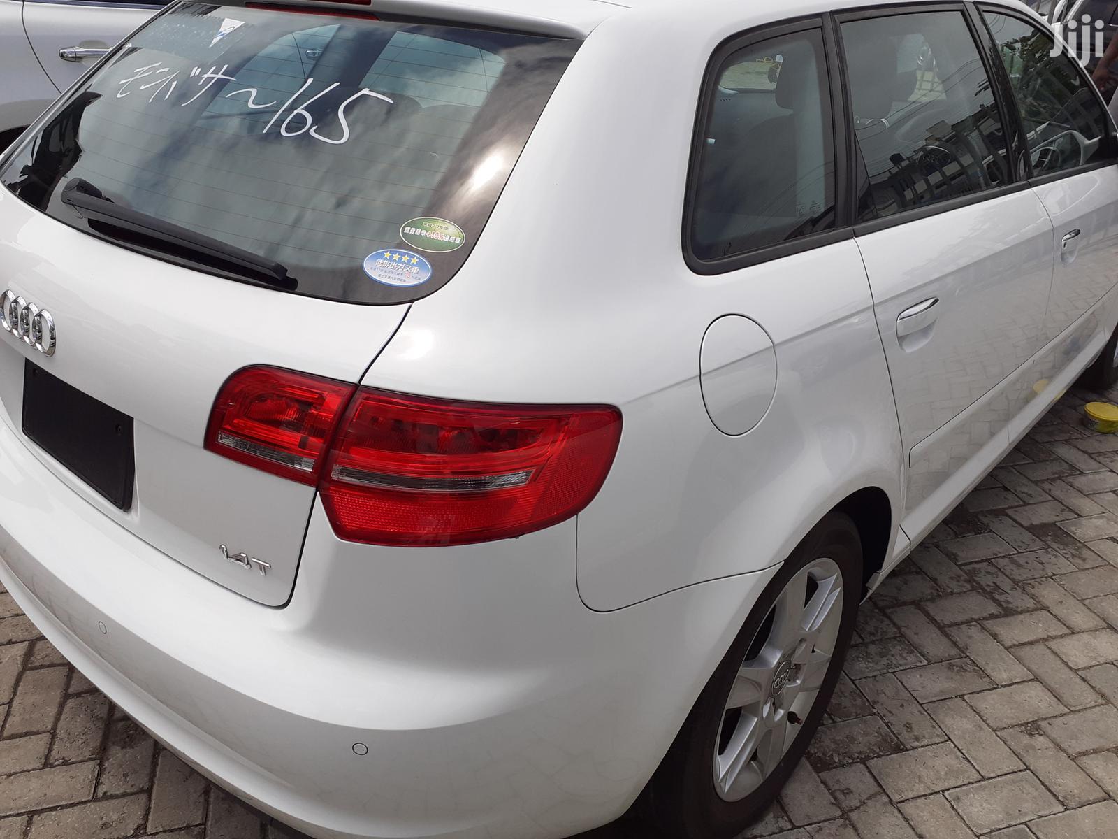 Audi A3 2012 White | Cars for sale in Mvita, Mombasa, Kenya