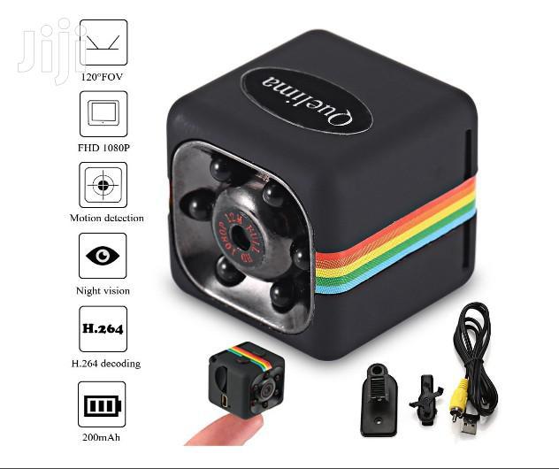 HD 1080P Security Hidden Spy Camera Mini Camera Cam SQ11