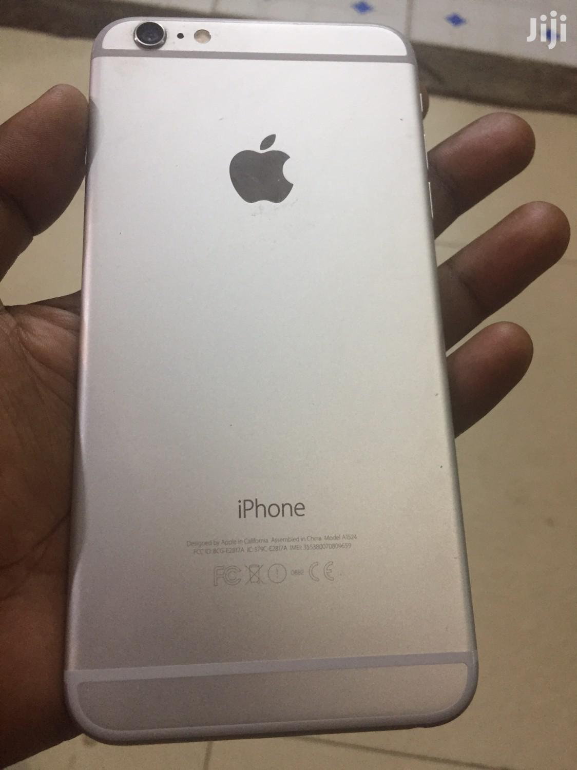 Apple iPhone 6 Plus 16 GB Silver | Mobile Phones for sale in Nairobi Central, Nairobi, Kenya