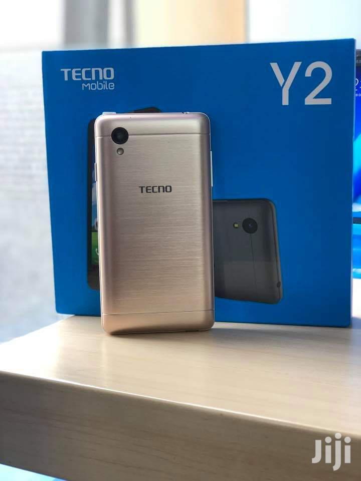 New Tecno Y2 8 GB Gold