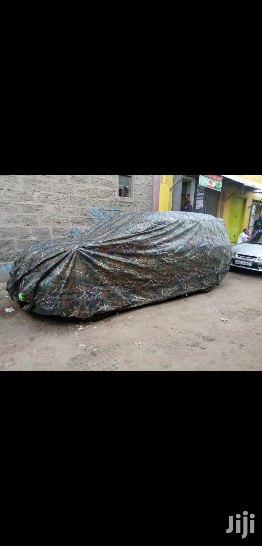 Jungle Car Body Covers