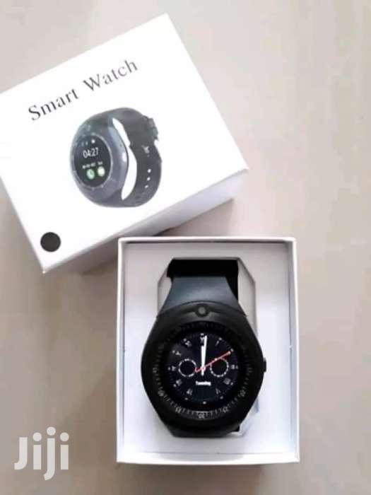 Y10 Y10 Smart Watch Has Mpesa Menu