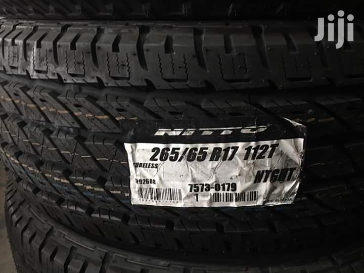 265/65/17 Nito Tyres Is Made In China