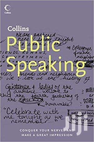 Collins Public Speaking | Books & Games for sale in Nairobi, Nairobi Central