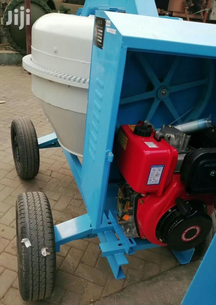 Brand New Imported 400l Concrete Mixer. | Electrical Equipment for sale in Nairobi West, Nairobi, Kenya
