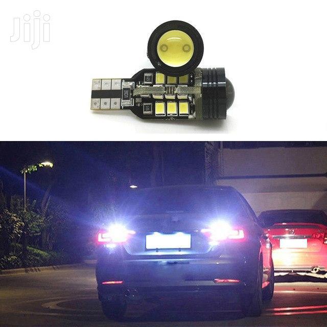 White LED Reverse LED Bulbs: For Mitsubishi,Subaru,Toyota,Nissan,Mazda
