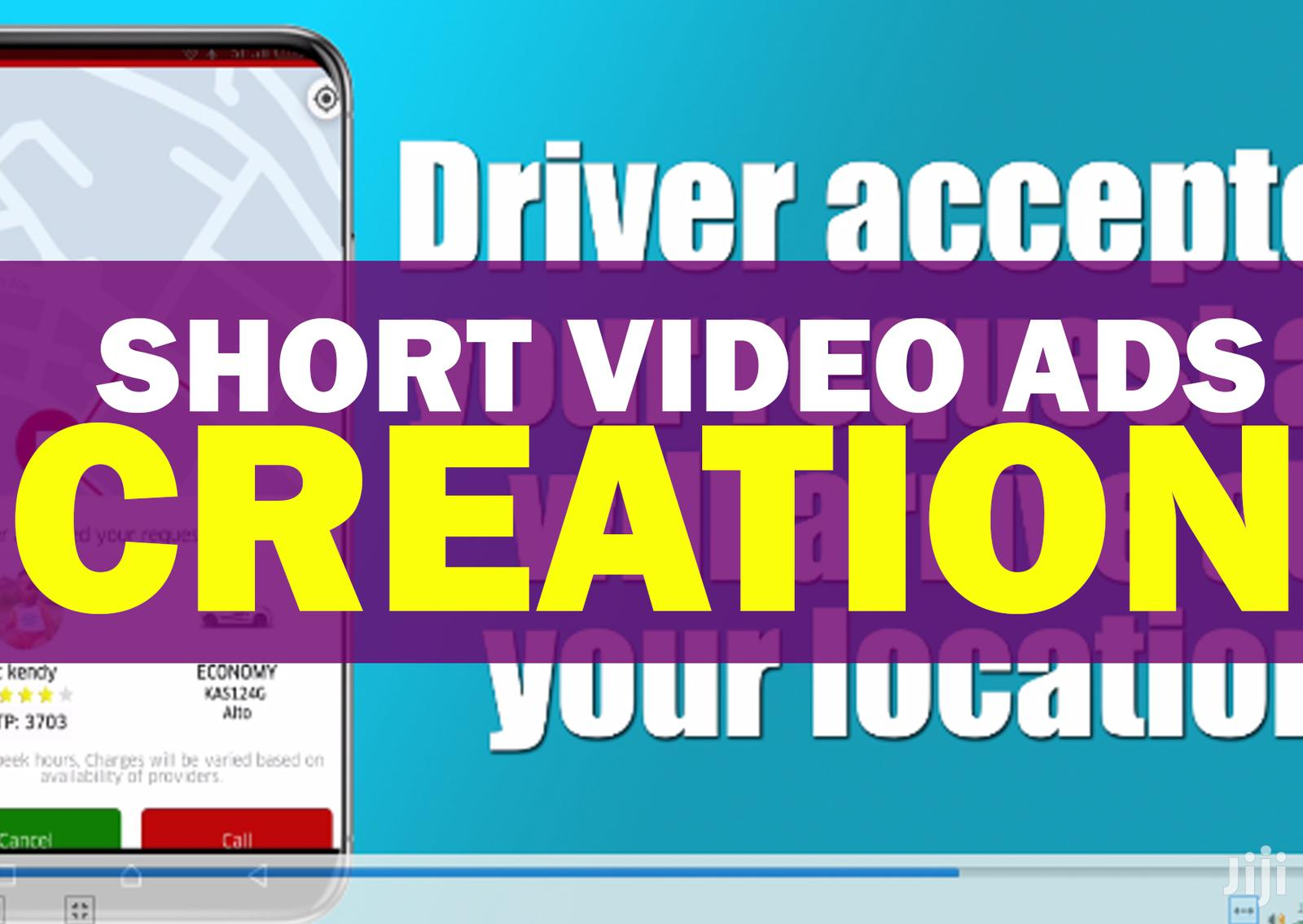 Professional Short Video Adverts Creation For You