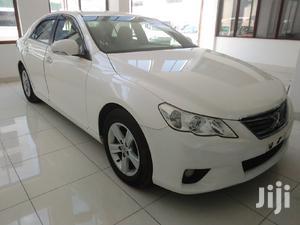 Toyota Mark X 2012 White | Cars for sale in Nyali, Ziwa la Ngombe