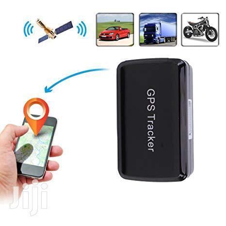 GPS Car Tracker Black