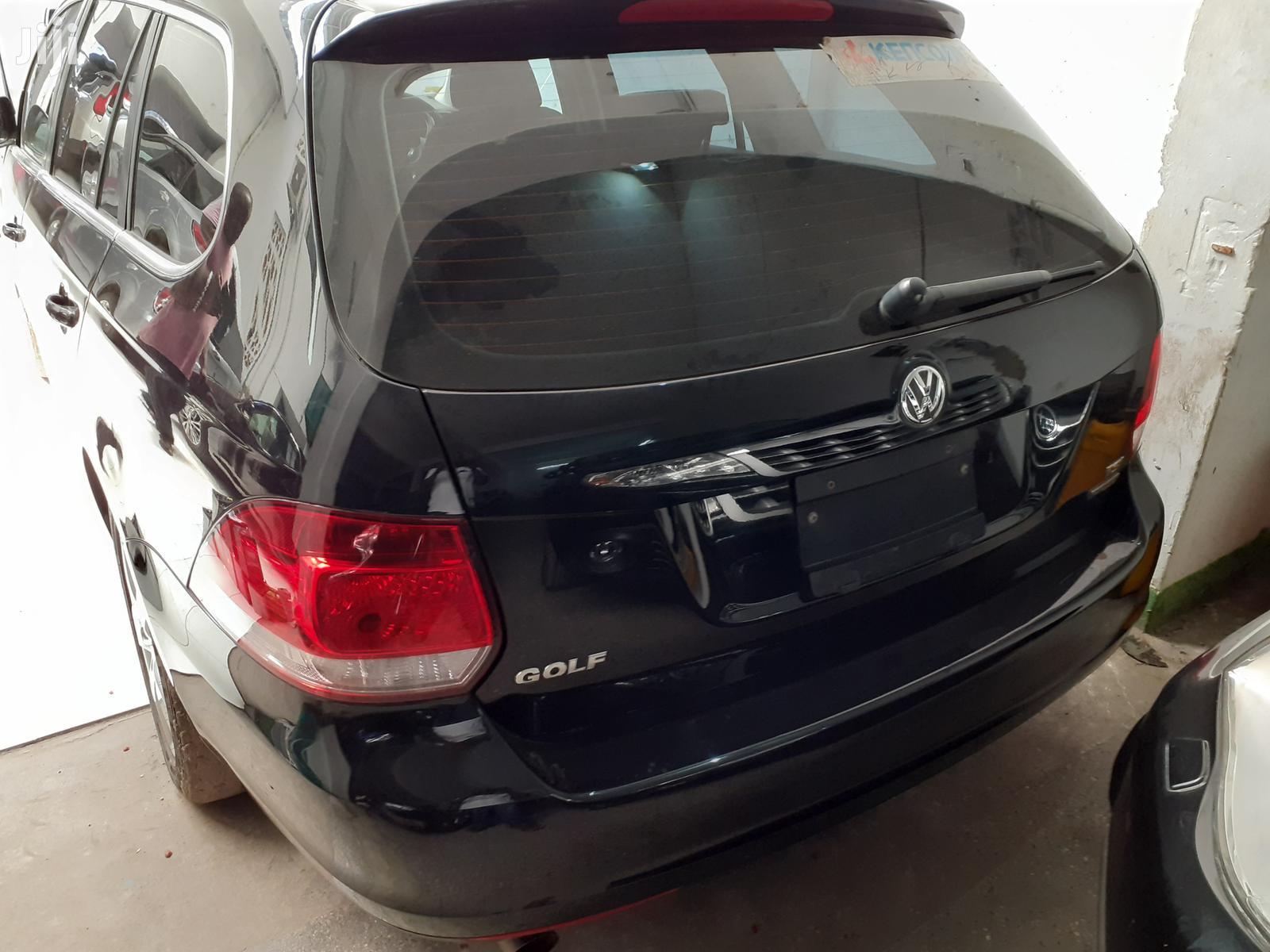 Volkswagen Golf 2013 Black | Cars for sale in Mvita, Mombasa, Kenya