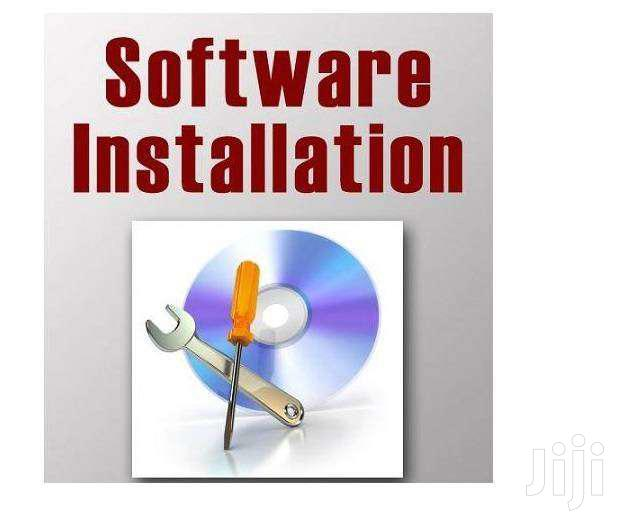 Software Sales and Installation