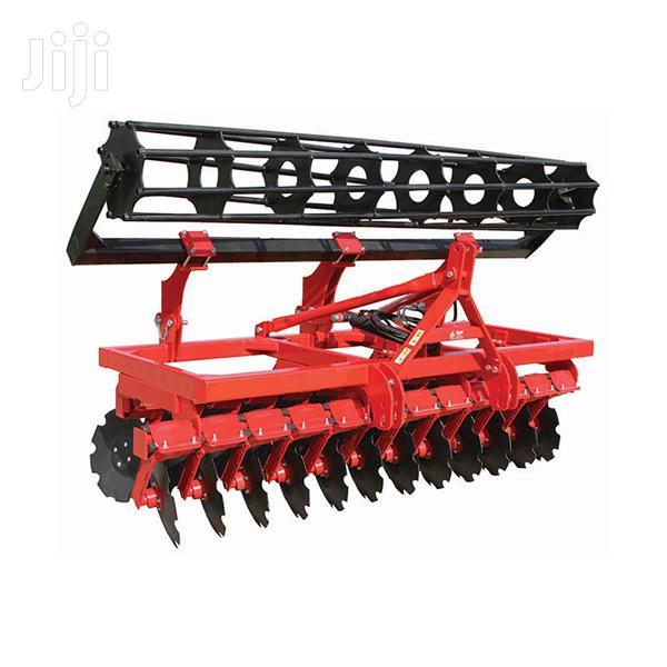Detached Disc Harrow