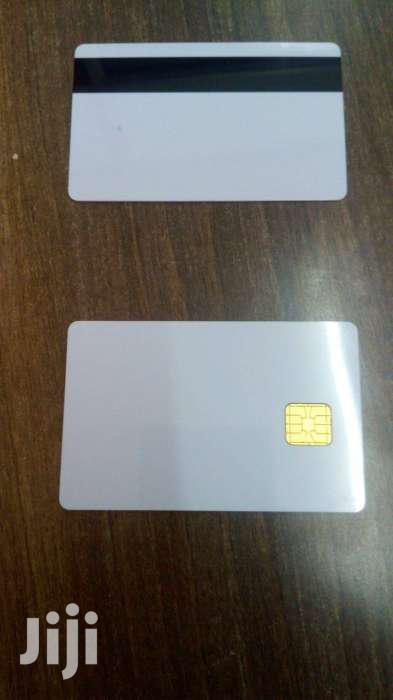 Magnetic Stripe Cards-white, Gold & Silver | Other Services for sale in Nairobi Central, Nairobi, Kenya