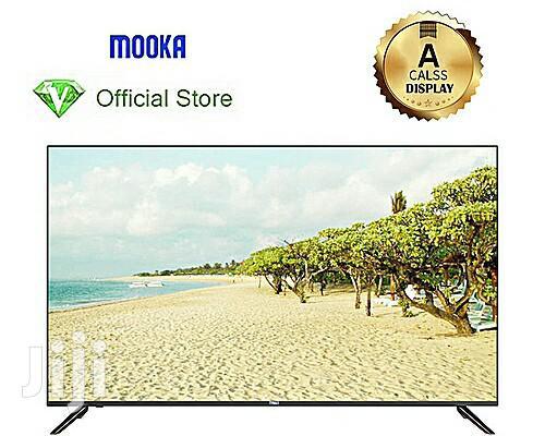 Archive: Mooka - UHD SMART TV - Haier Product - Black 55 Inch