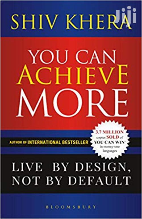 You Can Achieve More -shiv Khera