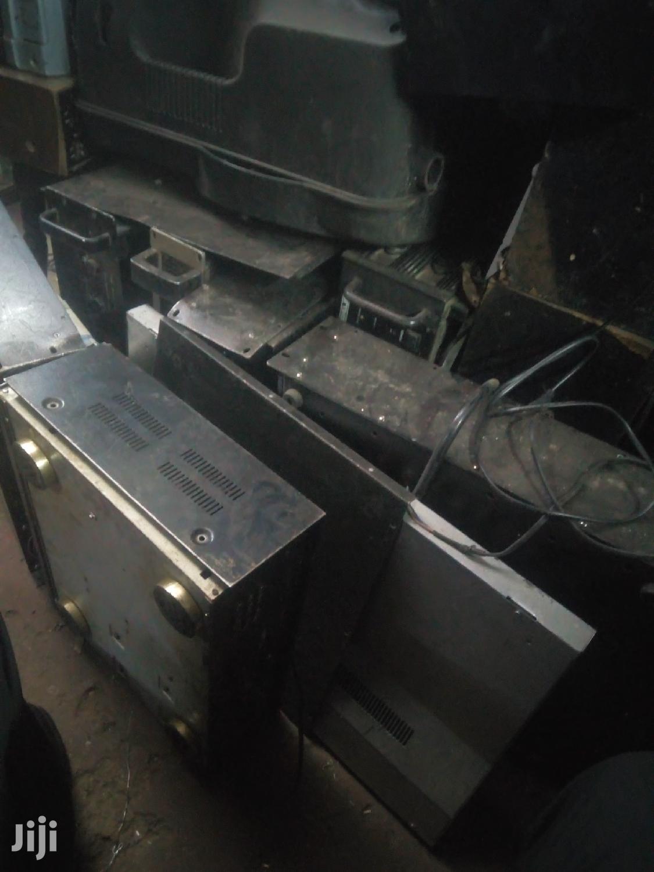 Archive: Amplifier Repair