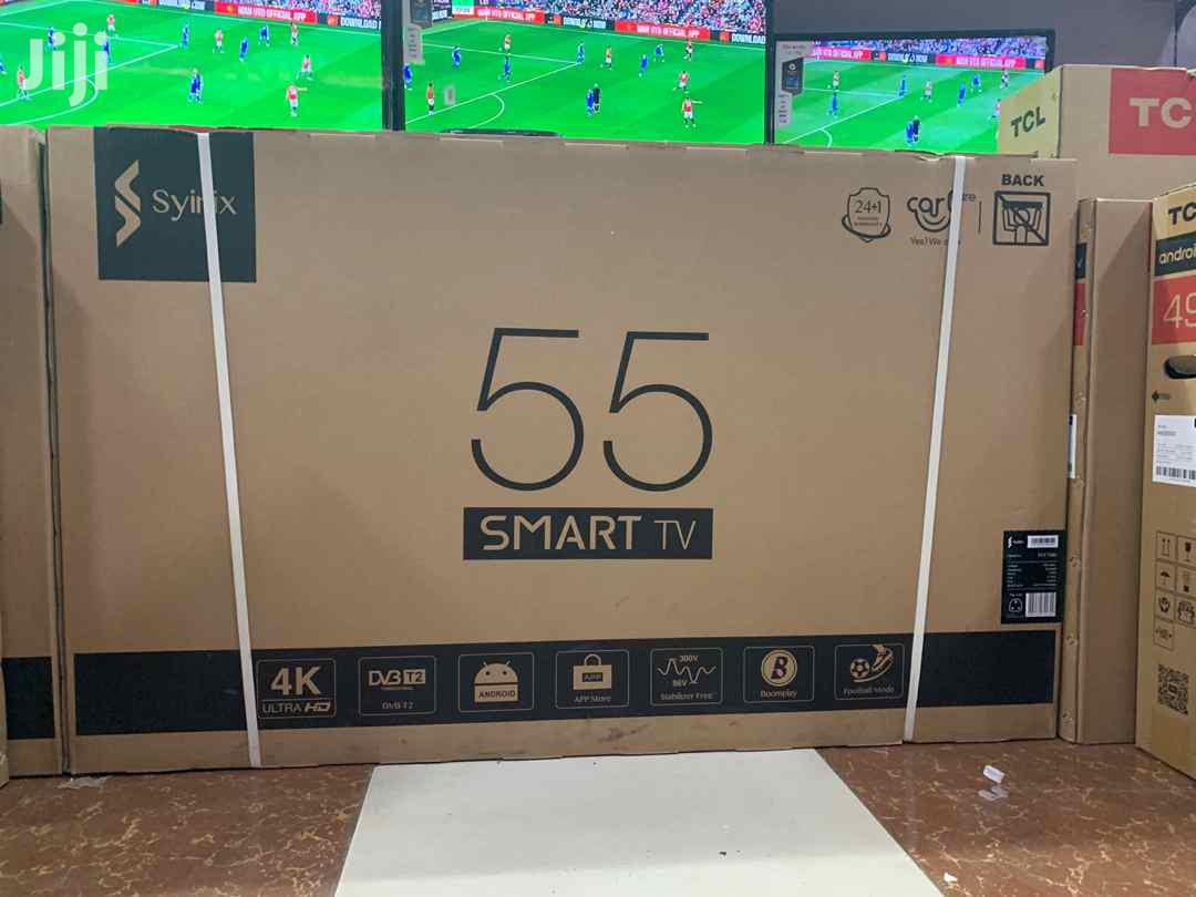 Archive: Synix 55inch Smart Android 4k
